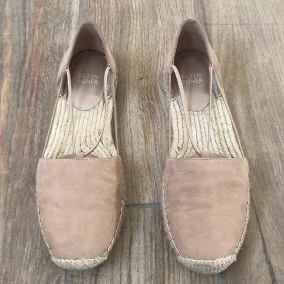 28f573f6d Eileen Fisher Shoes - Eileen Fisher Lee Espadrille Flat!